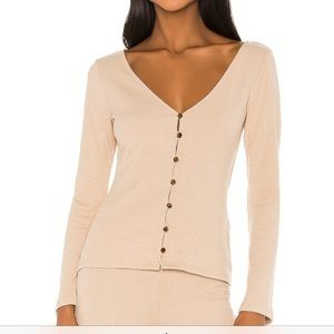 Brand new LPA-Juliana Sweater in Beige